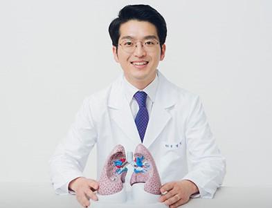 ▲キョンヒスムピョハン漢方医院院長