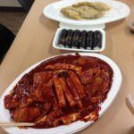 【釜山/ボミルトン】釜山で一番辛い!激辛トッポギのお店