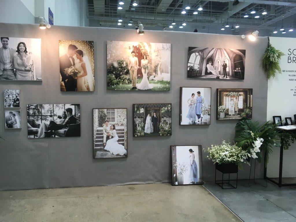 ▲結婚前撮り写真