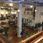 【慶尚南道/馬山】バス車庫をリノベーションしたブラウンハンズカフェ
