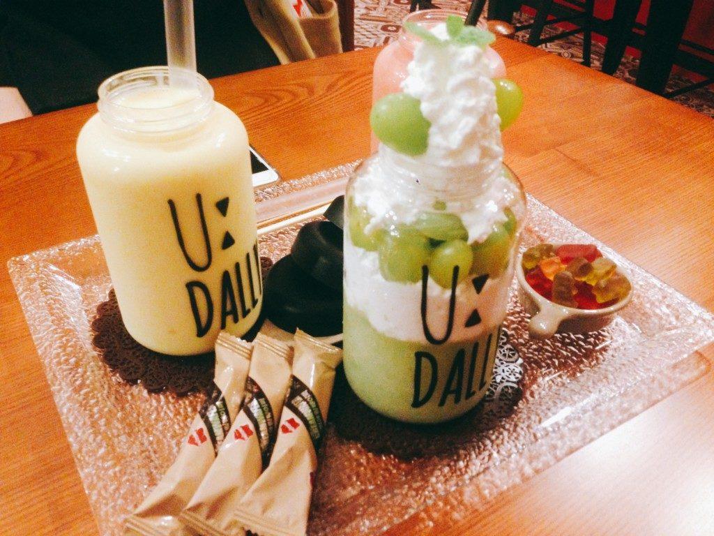 ▲釜山大店U:DALLY