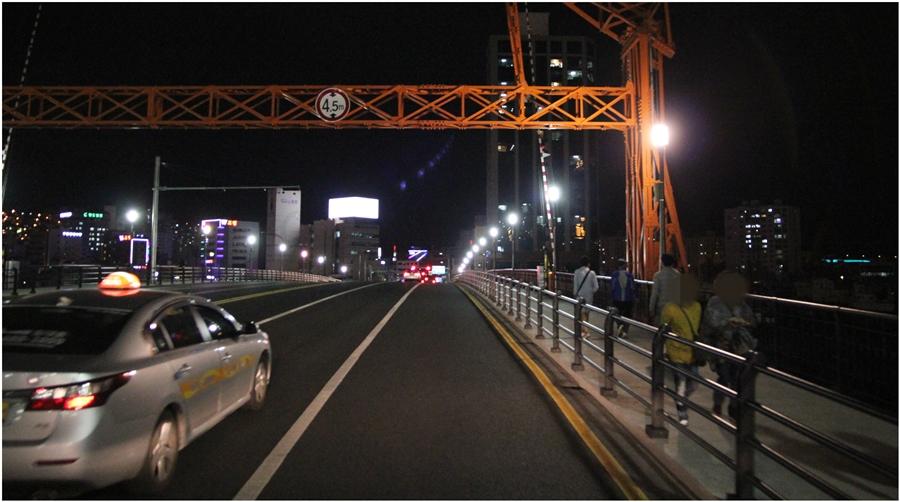 ▲影島大橋(経由)