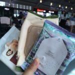 韓国の空港で汗拭きシートは没収されるのかについて