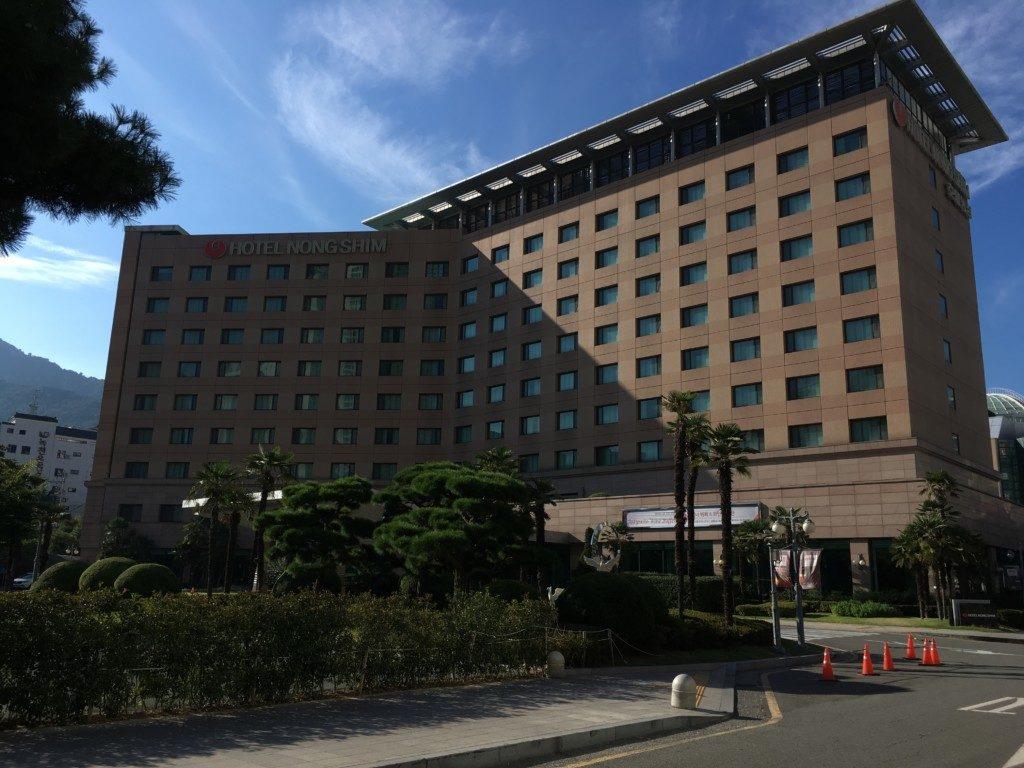 ▲農心ホテル