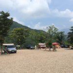 【慶尚南道】智異山(チリサン)へキャンプへ行って来ました!