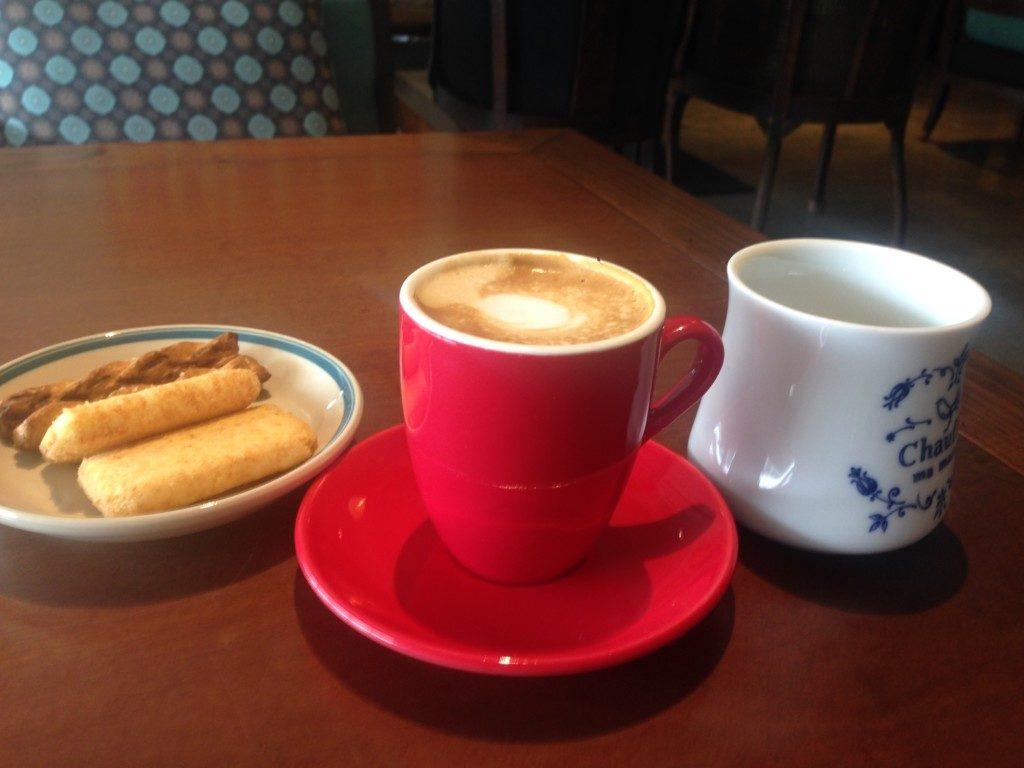 ▲베토벤의 커피/ベートーヴェンのコーヒー