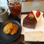 【釜山/東菜駅】【1人OK】社長自ら店で手づくりボリュームのあるクリームチーズケーキ