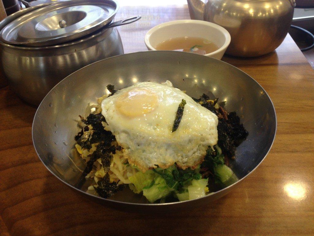 ▲비빔밥/ビビンバ
