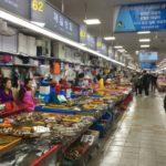 【釜山旅行】在韓日本人夜ごはんはジャガルチで刺身!