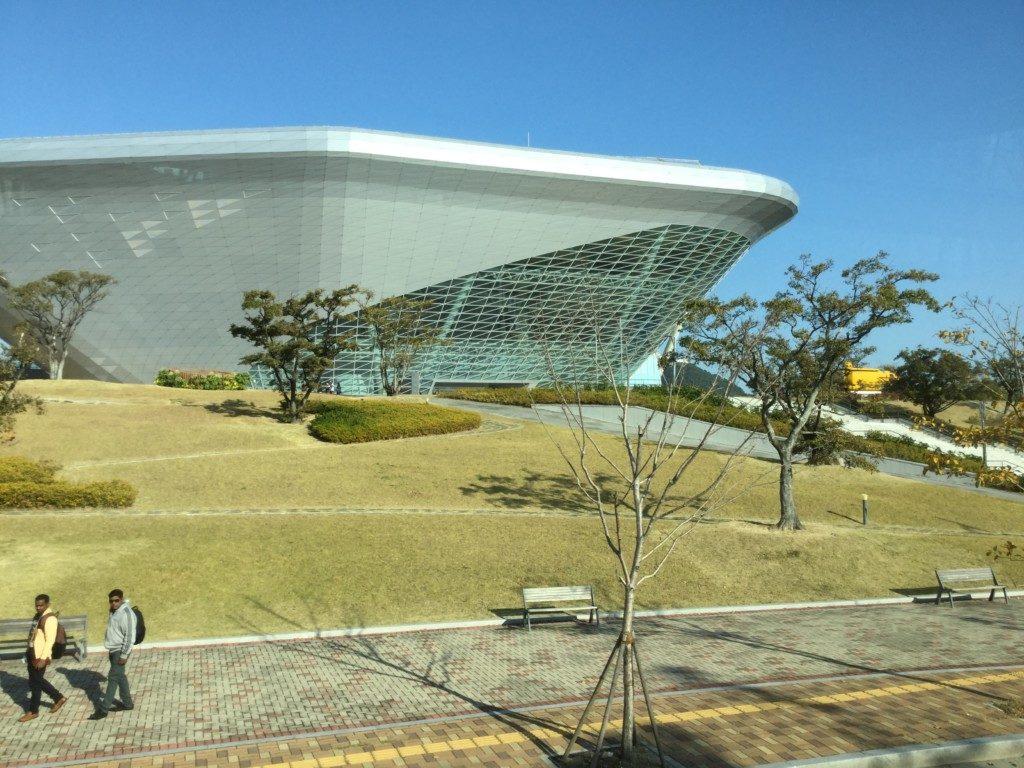 ▲国立海洋博物館