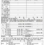 【韓国結婚ビザ手続き①】韓国で婚姻手続き:日本での独身証明書が必要です。