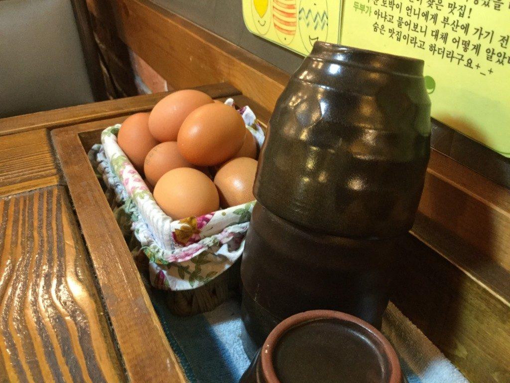 ▲卵も無料で