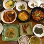 【釜山/西面駅】【2人以上】おかずがたくさんで、しかも安い!韓国定食料理