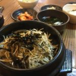 【釜山/ナンポ駅】【1人OK】辛いの食べたくない!健康的な食事がしたいアナタへ豆腐ビビンバを!