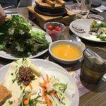 【釜山/ボミル駅】 新鮮な野菜が盛りだくさん!韓国定食バイキング