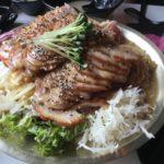 【釜山/西面駅】【2人以上】釜山名物!からし酢味付け豚足食べたことありますか?