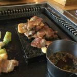 【釜山/海雲台駅】【2人以上】ボリューム満点!脂身の少ないモクサル料理と味噌鍋を!