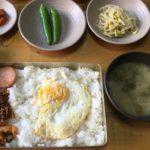 【釜山駅】釜山の下町で、昔のお弁当箱ランチを