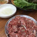 【釜山/広安駅】広安里海の目の前!美味しいブルコギが食べれるお店