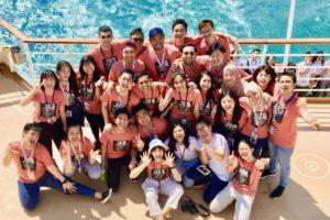 東南アジア青年の船