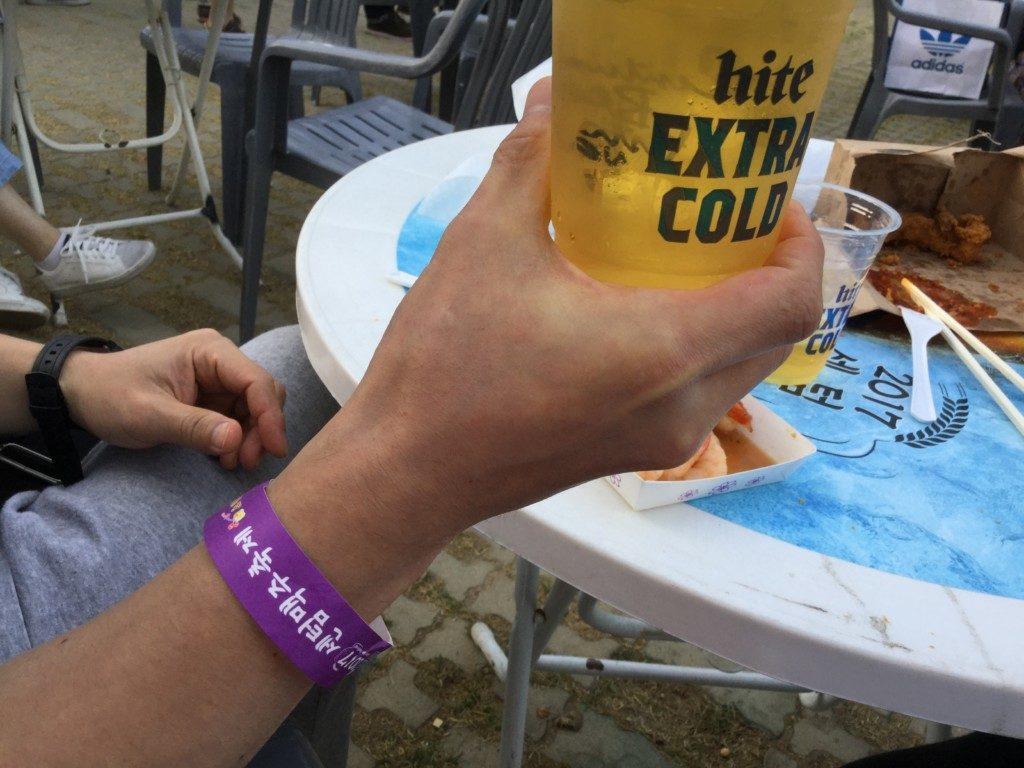 ▲センタムビール祭り