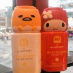 【韓国/カフェ】caffe pascucciカフェパスクッチで、ぐでだま&マイメロジュースが!