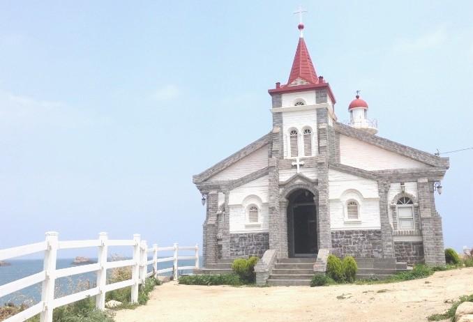 ▲竹城聖堂