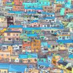 【釜山旅行】韓国戦争時の避難都市、釜山甘川文化村をご紹介します!