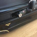 旅行のスーツケースは、鍵があるスーツケースがオススメです!
