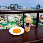【釜山カフェ】イバクキルにあるパンクッキー有名店
