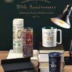 韓国スターバックスコーヒー20周年記念グッズ販売中です!