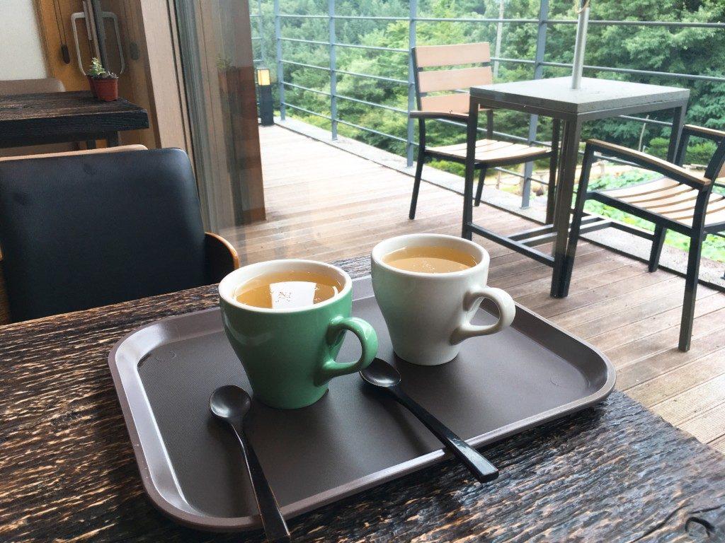 ▲スソンサ内カフェ