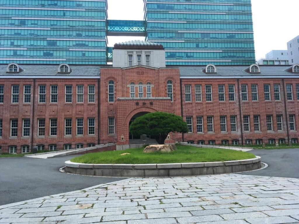 ▲東亜大学博物館