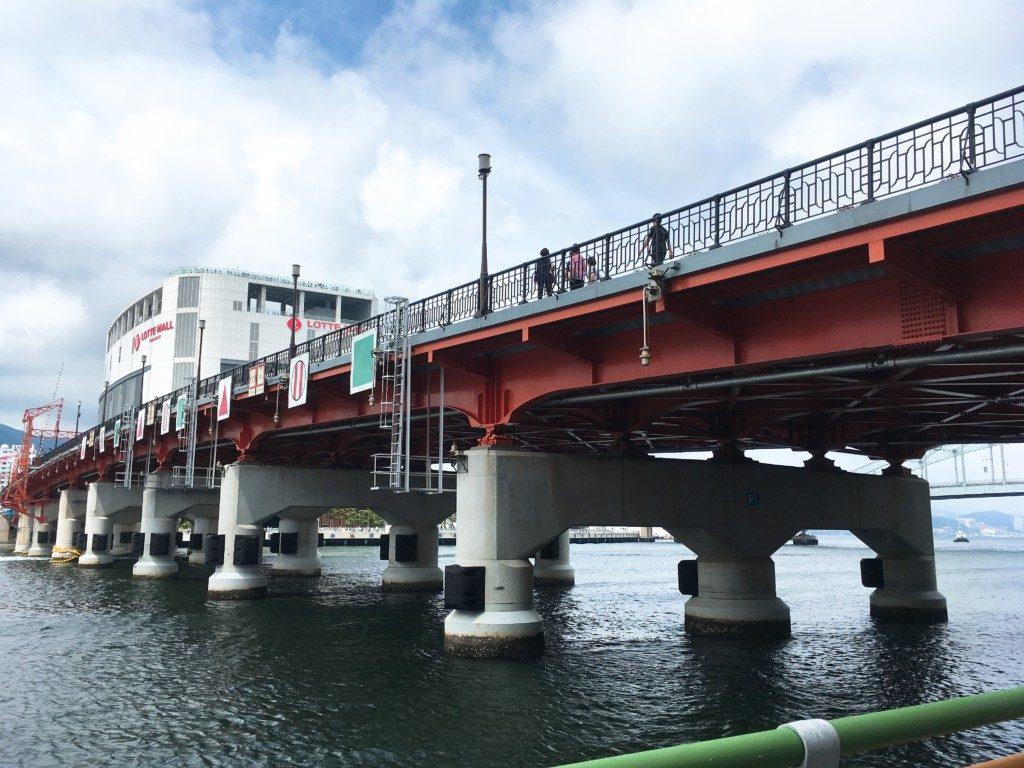 ▲影島大橋