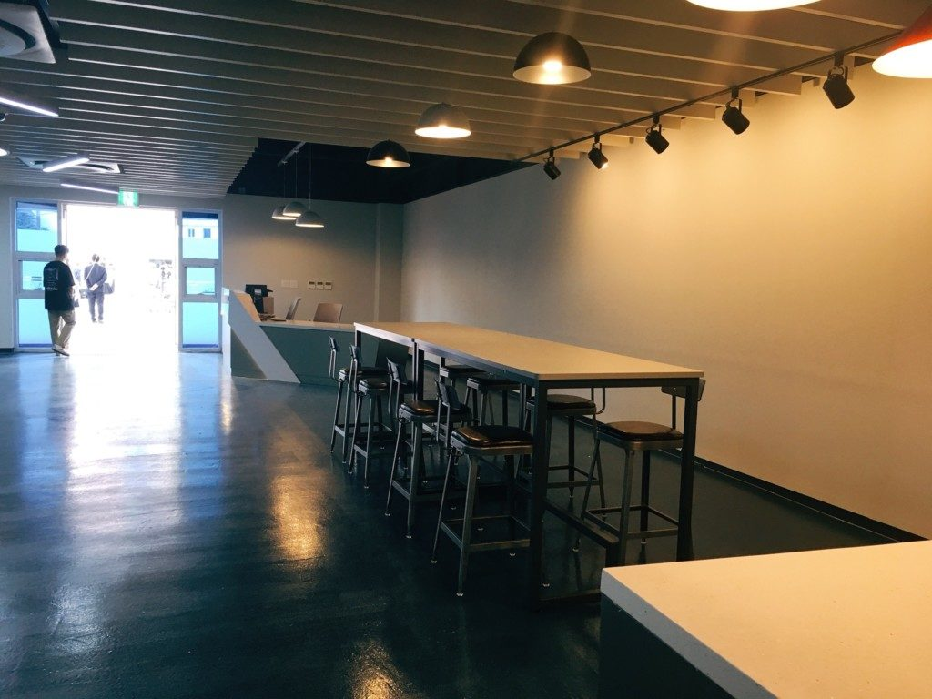 ▲釜山観光企業支援センター(1階)