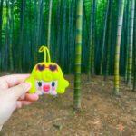 【釜山旅行】映画ロケ地であるキジャンにあるアホプサン森( 아홉산숲 )