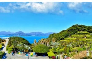 【韓国】巨済島(コジェド)・風の丘と外島(ウェド)1日ツアー