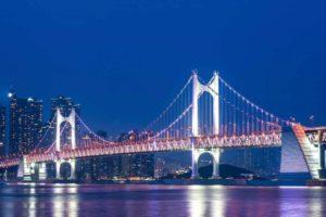 【ロマンティック釜山】釜山シティツアーバス・夜景コース乗車チケット