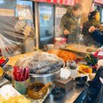 釜山伝統市場!クポ市場へ行ってきました!