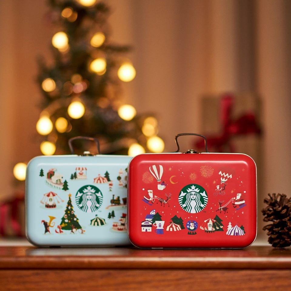 韓国スターバックスクリスマスグッズ