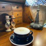 【釜山カフェ】バリスタ有名カフェで冬限定のさつまいもラテを♪