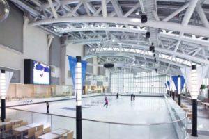 【釜山】新世界百貨店・アイススケート入場チケット