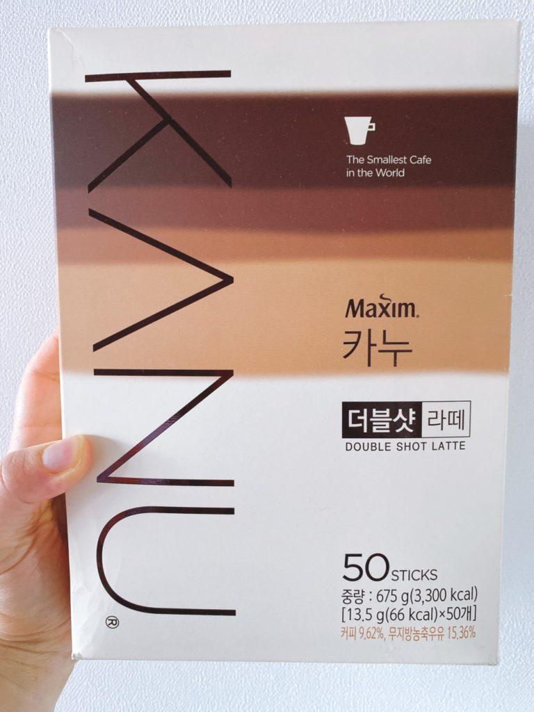 KANUコーヒー