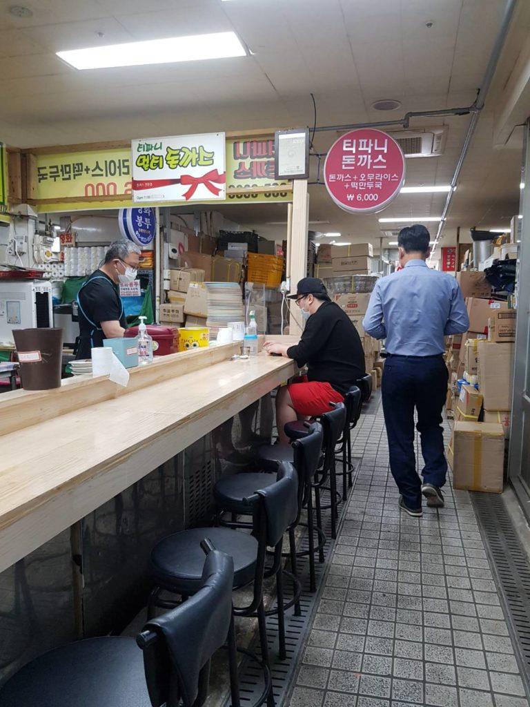 ソミョン とんかつ店