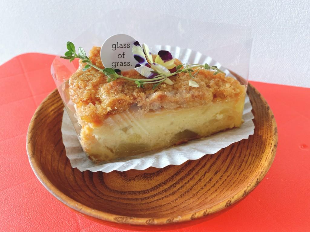 꿀고구마 크럼블 치즈 さつまいもクリームチーズ